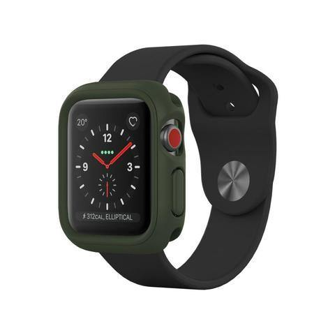 Rhinoshield CrashGuard NX for Apple Watch Series 4  (40mm) - Camo Green