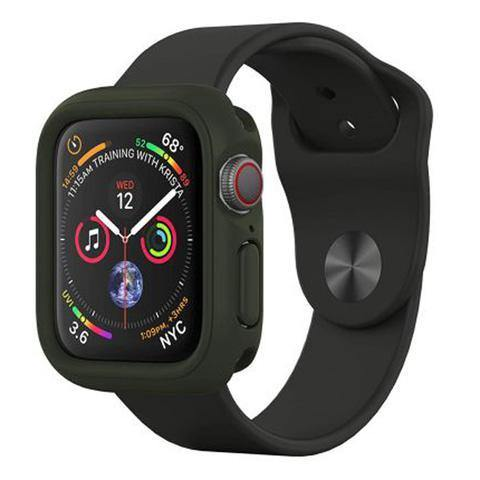 Rhinoshield CrashGuard NX for Apple Watch Series 4  (44mm) - Camo Green