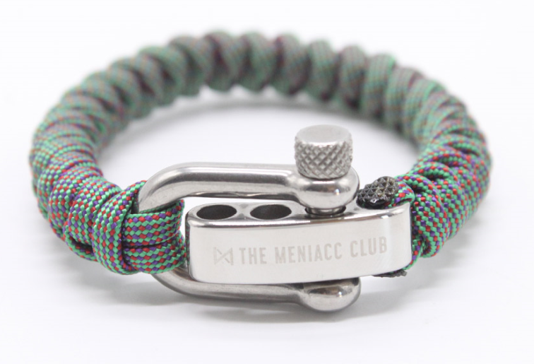 The Meniacc Classic Color Changing Bracelet [Limited Edition] - Chameleon - Oribags.com