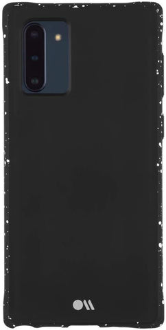 (Clearance) Casemate Tough Speckled Samsung Galaxy Note 10 Case - Black