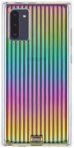(Clearance) Casemate Tough Groove Samsung Galaxy Note 10 Case - Iridescent