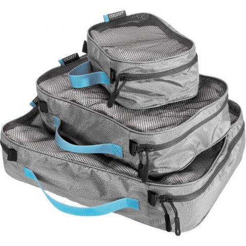 Cocoon Packing Cubes Ultralight Sets - Storm Blue