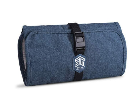 STM Dapper Wrapper Accessory Storage - Slate Blue