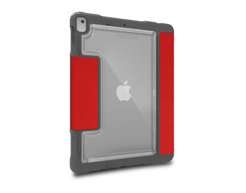 "STM Dux Plus Duo (iPad 7th Gen 10.2"") - Red"
