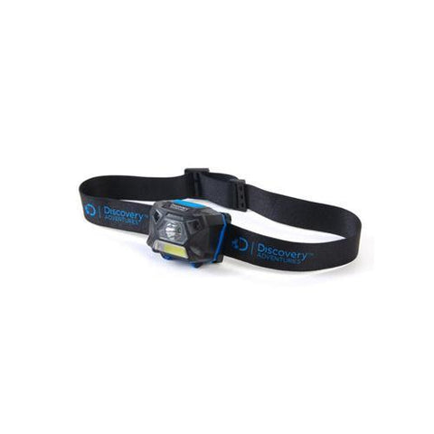 Discovery Adventures Headlamp - Blue/Black