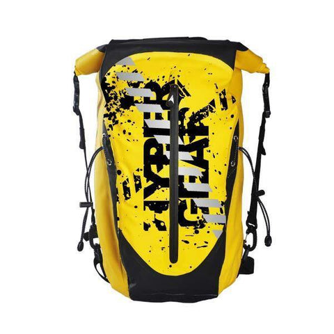 Hypergear Backpack Dry Pac Pro Gold 30L Limited Edition - Yellow