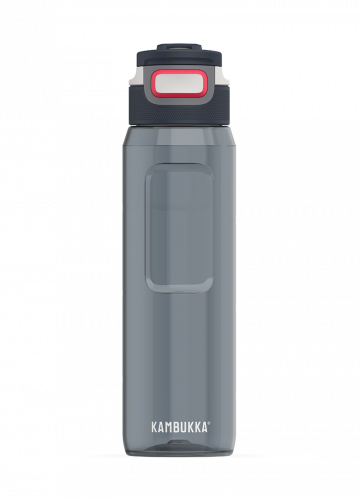 Kambukka Elton 1000 ml Water Bottle - Graphite - Oribags.com