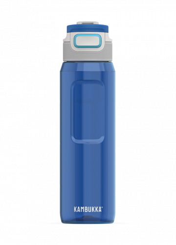 KAMBUKKA Elton 1000 ml Water Bottle - Navy - Oribags.com