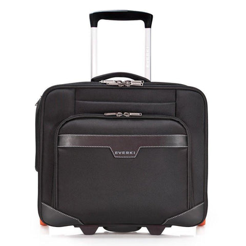 "Everki Journey 16"" Laptop Trolley Rolling Briefcase (EKB440) - oribags2 - 1"