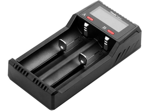 FENIX ARE-D2 Micro USB Dual Channel Smart Battery Charger
