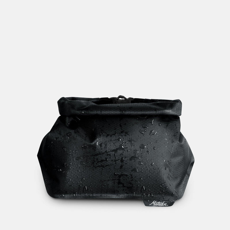 Matador FlatPak Toiletry Case - Black - Oribags.com