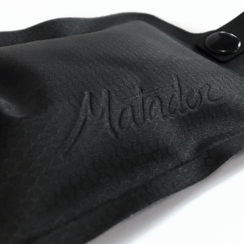 Matador FlatPak Toiletry Bottle (1 Pack) - Black - Oribags.com