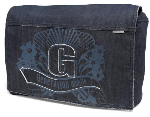 "Golla Denimizer 16"" Laptop Bag G823 - Denim"