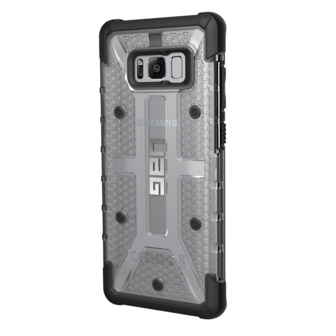 UAG Plasma Series Samsung Galaxy S8+ Case - Ice