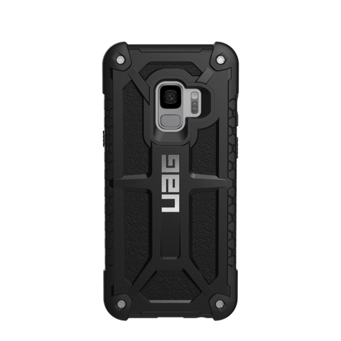 UAG Monarch Series Samsung Galaxy S9 Case - Black
