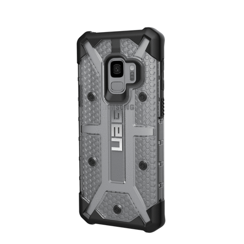 UAG Plasma Series Samsung Galaxy 9 Case - Ice