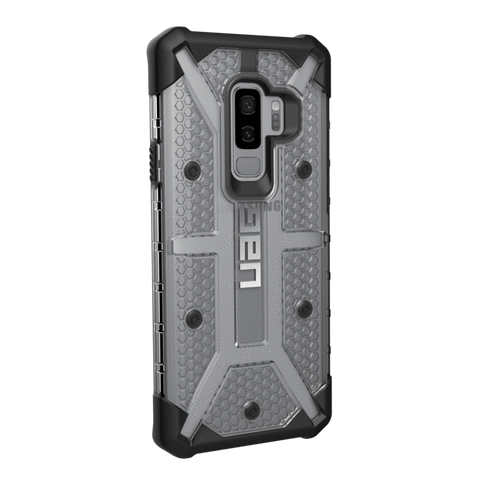 UAG Plasma Series Samsung Galaxy 9+ Case - Ice