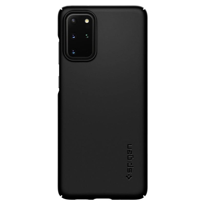 Spigen Samsung Galaxy S20 Plus Case Thin Fit - Black - Oribags.com