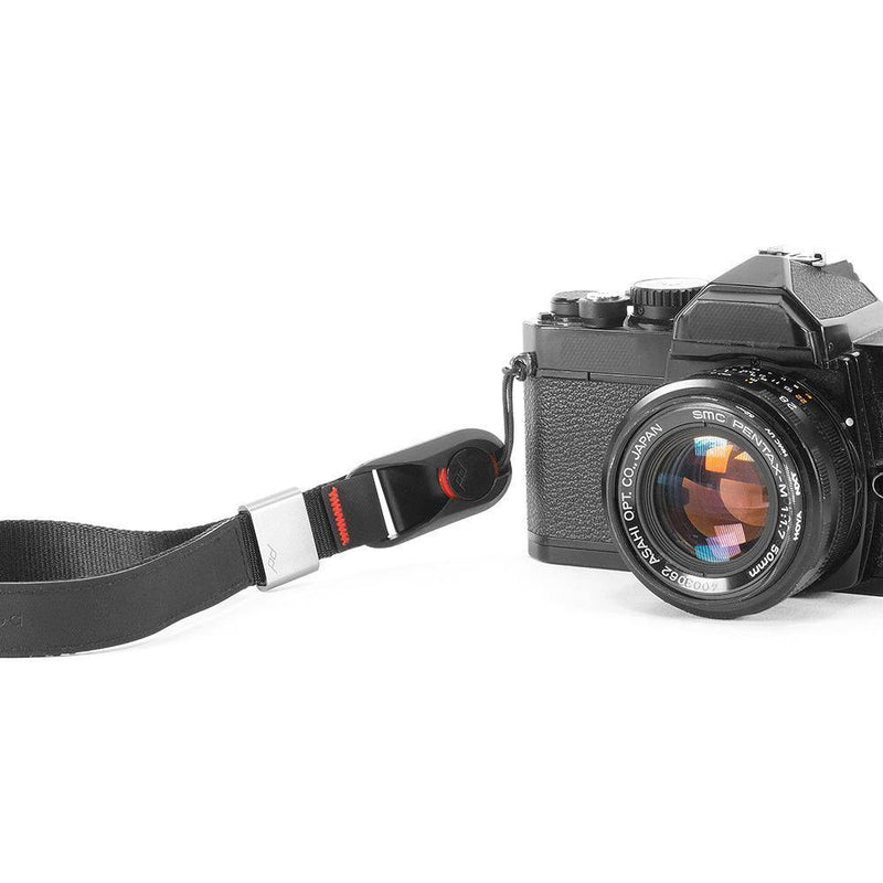 Peak Design Cuff Camera Hand Strap - Black - Oribags.com