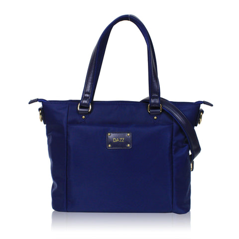 Dazz Work On The Go Tote Bag - Royal Blue