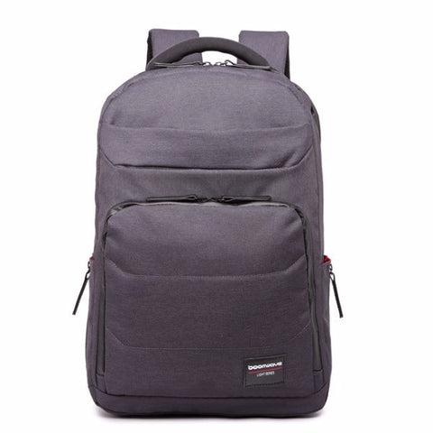 "Boomwave Light Series 15"" Laptop Backpack - Dark Grey - oribags2 - 2"