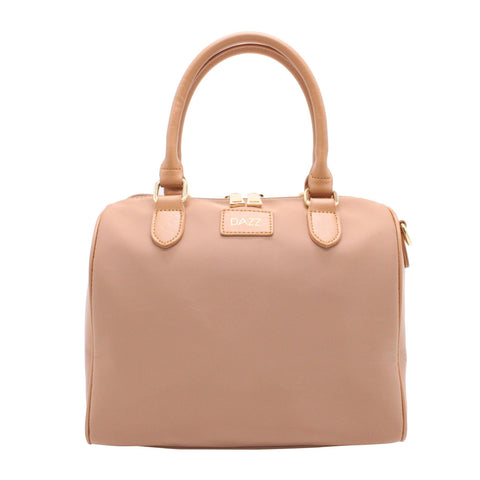 DAZZ ON THE GO MINI 3-IN-1 HANDBAG - SALMON NUDE