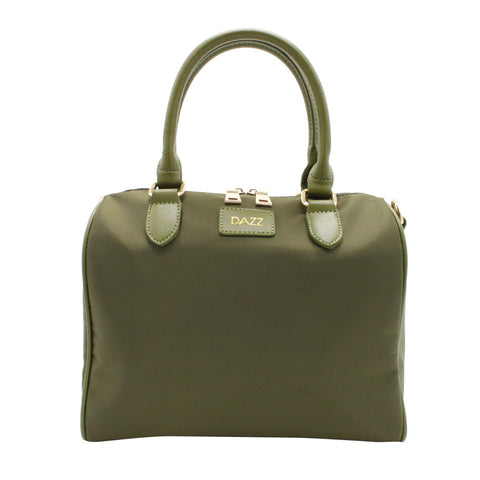 DAZZ ON THE GO MINI 3-IN-1 HANDBAG - OLIVE GREEN