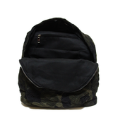 Dazz Quilted Backpack - Army Print
