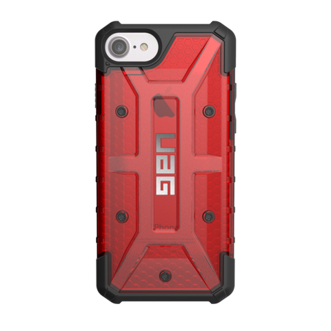 UAG Plasma Series iPhone 8/7/6S/6 Case - Magma