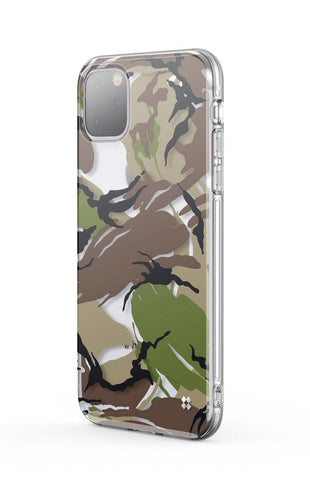 CASESTUDI IPhone 11 Pro Prismart Case -  Camo Wood