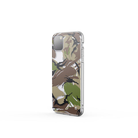 CASESTUDI IPhone 11 Pro Max Prismart Case -  Camo Wood