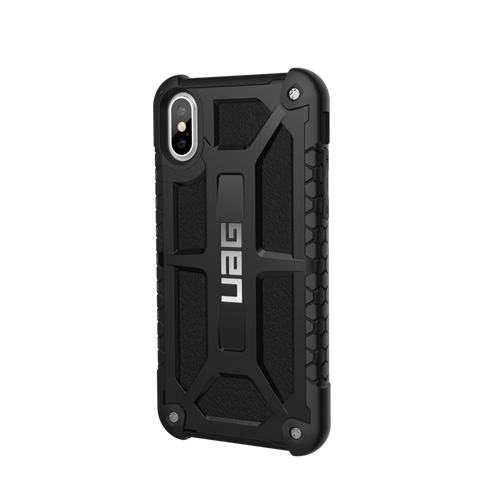 UAG Monarch Series iPhone XS/X Case - Black