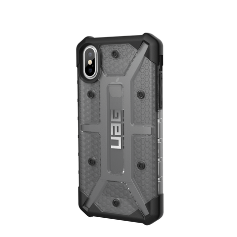 UAG Urban Armor Gear Plasma Series iPhone XS/X Case - Ash