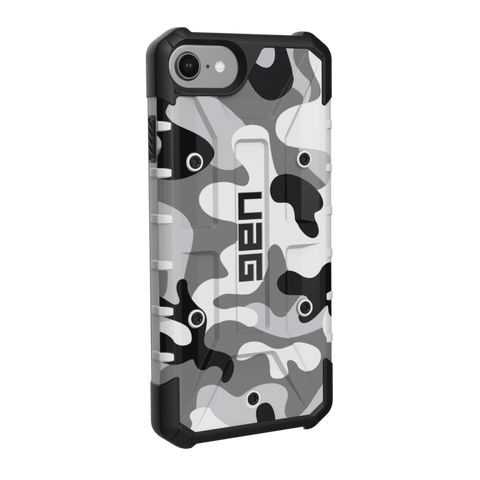 UAG Pathfinder Series iPhone 8/7/6S/6 Case - White Camo