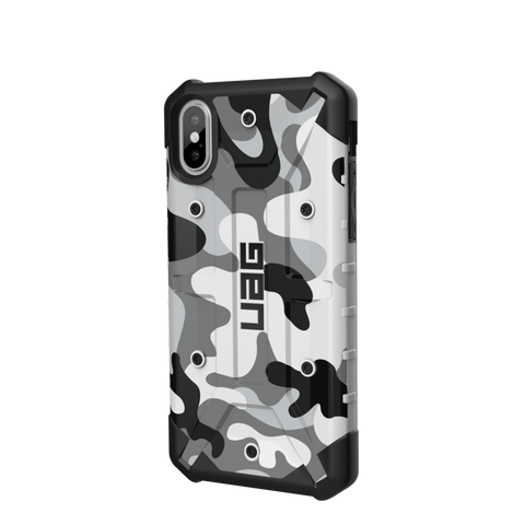 UAG Pathfinder Series iPhone XS/X Case Limited Edition - White Camo