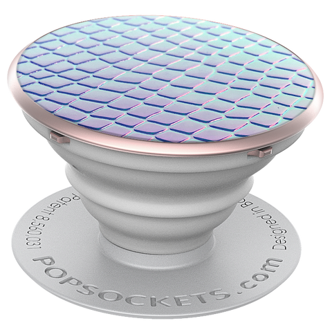 Popsockets Expanding Stand & Grip for Smartphones / Tablets - Iridescent Snake
