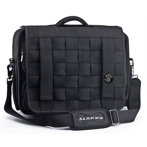 "Slappa Kiken 16"" Laptop Messenger Bag - Jedi Mind Trix"