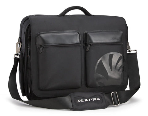 "Slappa Kiken 16"" Laptop Messenger Bag - Double Pocket"