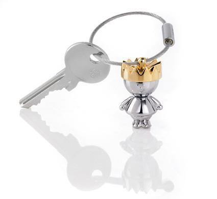 TROIKA Little King Key Chain