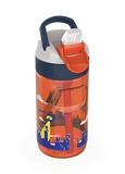 KAMBUKKA Lagoon 400 ml Water Bottle - Flying Superboy