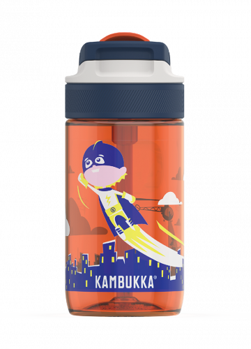 Kambukka Lagoon 400 ml Water Bottle - Flying Superboy - Oribags.com