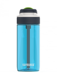 KAMBUKKA Lagoon 500 ml Water Bottle - Topaz Blue