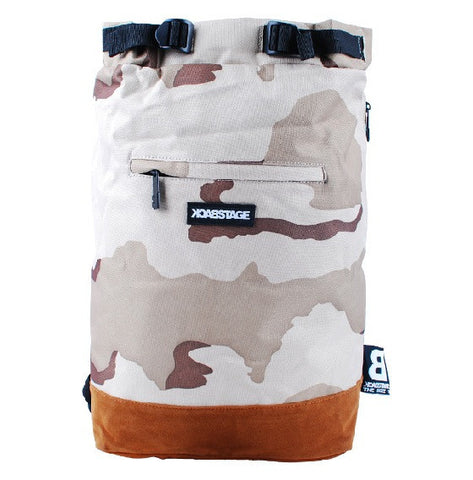 Living Gears Desert Camouflage Leisure Backpack - oribags2