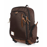 Living Gears Brown Antler Monotone Backpack - oribags2 - 2