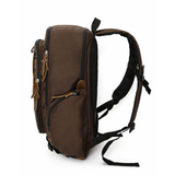 Living Gears Brown Antler Monotone Backpack - oribags2 - 4