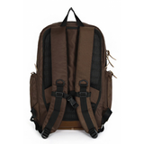 Copy of Living Gears Black Antler Monotone Backpack - oribags2 - 3