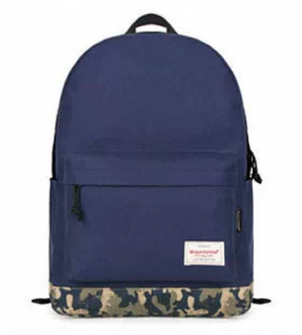 Living Gears Silent Combat Backpack Navy - oribags2