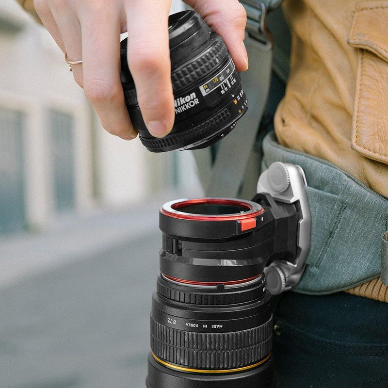 Peak Design Lens Kit (Camera Type: Nikon) - Oribags.com