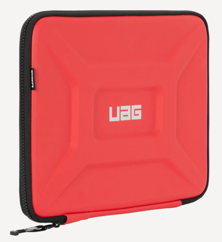"UAG Medium Sleeve Fits 13"" Laptops/Tablets - Magma"