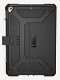 "UAG Metropolis Series iPad 10.2"" (7th Gen, 2019) Case - Black"